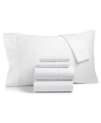 CLOSEOUT! 600-Thread Count 6-Pc. Queen Sheet Set, Created for Macy's