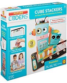 Future Coders Cube Stackers