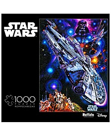 Star Wars Vintage Art - You're All Clear, Kid- 1000 Pieces Puzzle