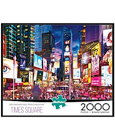 Times Square Jigsaw Puzzle - 2000 Piece