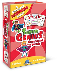 Super Genius - Compound Words