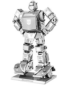 Metal Earth 3D Metal Model Kit - Transformers Bumblebee