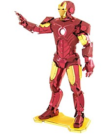 Metal Earth 3D Metal Model Kit - Marvel Avengers Iron Man