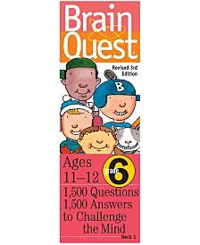 Brain Quest - 6th Grade