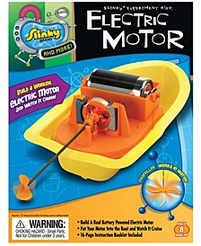 Slinky Science Kit - Electric Motor Mini Lab