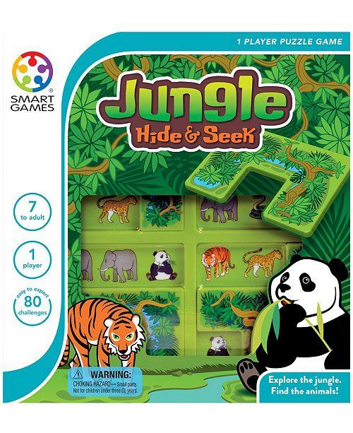 Hide Seek Kids: SmartGames Jungle Hide And Seek & Reviews
