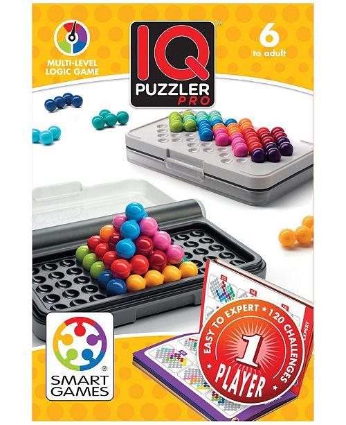 SmartGames IQ Puzzler Pro - a Cognitive Skill-Building Travel Brain Game