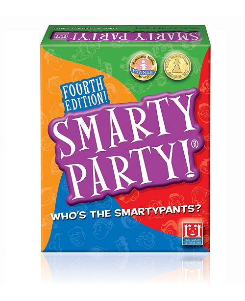 R&R Games Smarty Party Game