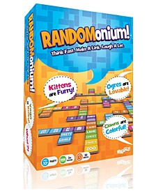 Randomonium Word Game