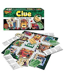 Clue Classic Edition