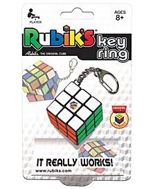 Rubik's Key Ring Puzzle Game