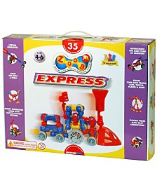 ZOOB Jr Express Train Set