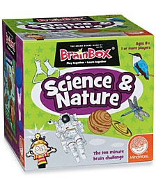 Brain Box - Science and Nature