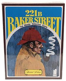 221B Baker Street - The Master Detective Game