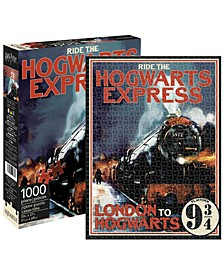 Harry Potter - Hogwarts Express Jigsaw Puzzle - 1000 Piece