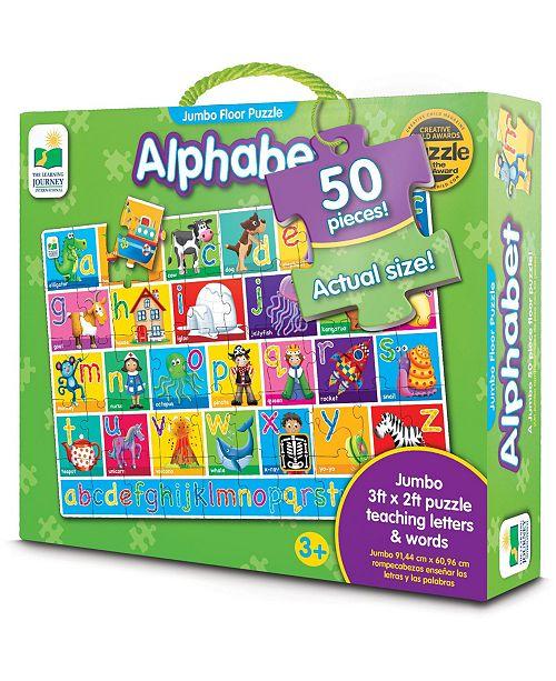 Alphabet Jumbo Floor Puzzle