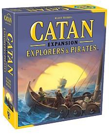 Catan- Explorers and Pirates Expansion