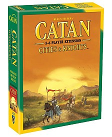 Catan- Cities and Knights 5-6 Player Extension