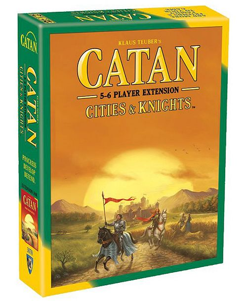 Mayfair Games Catan- Cities and Knights 5-6 Player Extension