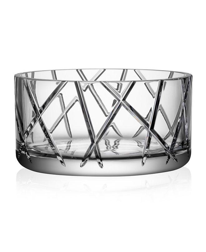 Orrefors Explicit Stripes Bowl