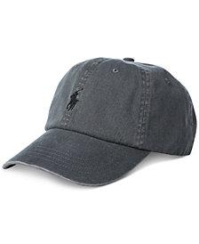 eb0ebcc3f09 Polo Ralph Lauren Men s Classic Chino Cotton Cap