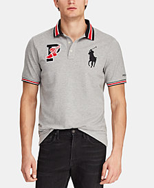 Polo Ralph Lauren Classic Fit P-Wing Mesh Cotton Polo