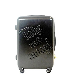 "Macbeth Collection Take me Away 29"" Spinner Suitcase"