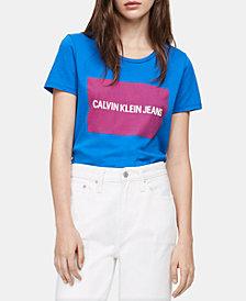 Calvin Klein Jeans Cotton Edi Institutional Logo T-Shirt