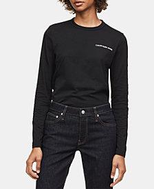 Calvin Klein Jeans Cotton Logo Top