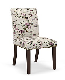 Lexington Nail Button Dining Chair, Quick Ship