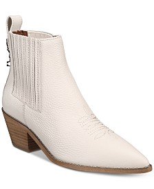 COACH Melody Western Booties