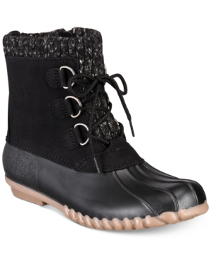 Fabulous Water Resistant Women's Duck Boot Women's Shoes