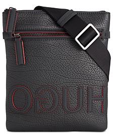 Men's Victorian Leather Envelope Bag