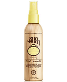 Sun Bum 3 In 1 Leave In, 4-oz.