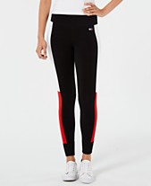 dd049521 Tommy Hilfiger Sport Colorblocked Logo Leggings, Created for Macy's