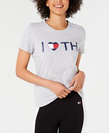 Tommy Hilfiger Sport Graphic-Print T-Shirt