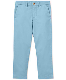 Polo Ralph Lauren Little Boys Cotton Skinny Chino Pants
