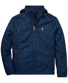 Polo Ralph Lauren Big Boys Hooded Jacket