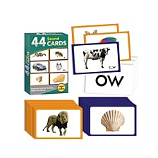 44 Sound Cards Learning Set
