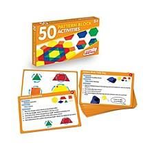 50 Pattern Block Activities Learning Set