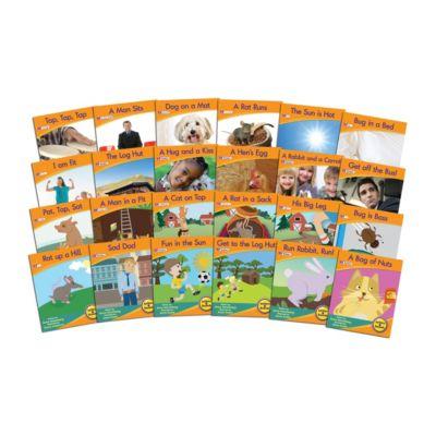 Junior Learning Letter Sound Readers Fiction Learning Set