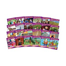 Junior Learning Vowel Sounds Readers Fiction Learning Set