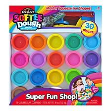 Cra Z Art Softee Dough Super Soft Modeling Compound Super Fun Shop