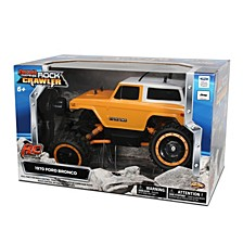 Mean Machines Rock Crawlers RC 70 Ford Bronco