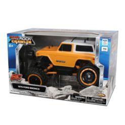 Nkok Mean Machines Rock Crawlers Rc 70 Ford Bronco