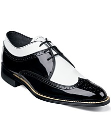 Dayton Wing-Tip Lace-Up Shoes