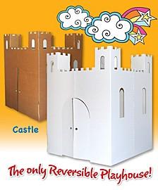 Castle Cardboard Playhouse