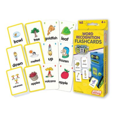 Junior Learning Word Recognition Flashcards