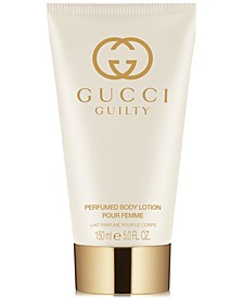 Guilty Pour Femme Body Lotion, 5-oz.