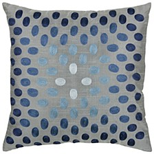 "18"" x 18"" Dots Pillow Cover"